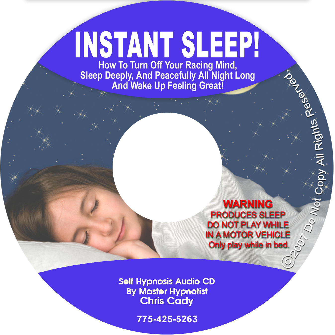 sleep insomnia with hypnosis Cd  mp3 downloads