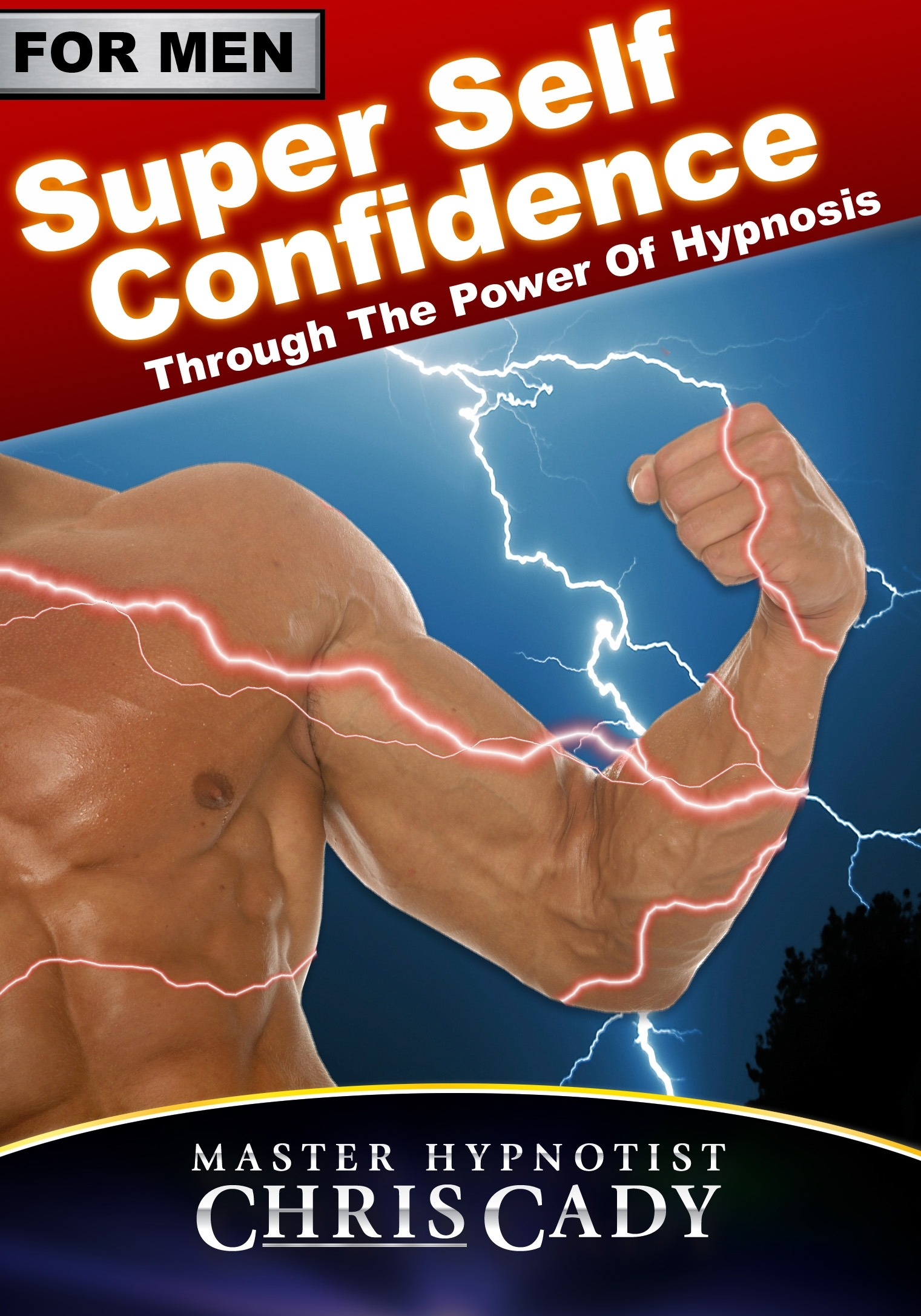 self confidence for men cd mp3 download with hypnosis
