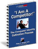 I am a competitor sports hypnosis book for athletes