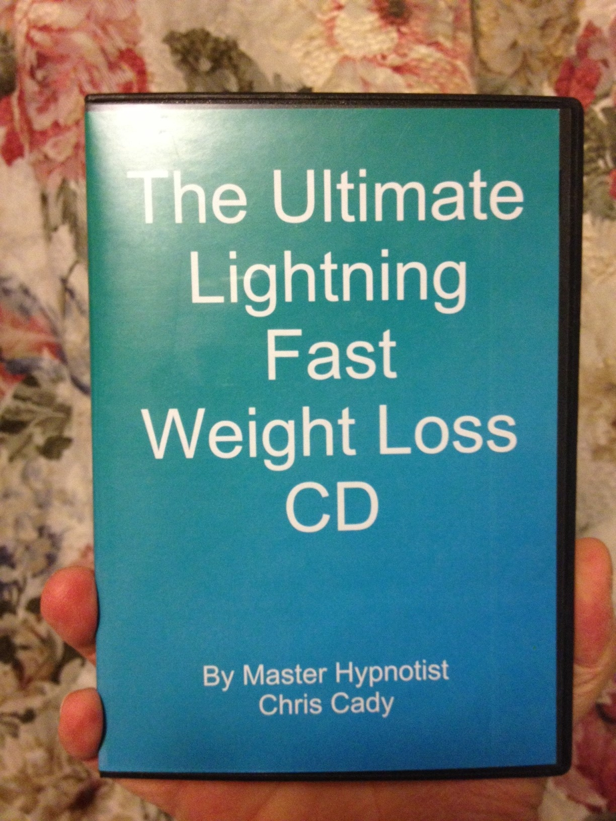 hypnosis weight loss cd mp3 for men and women